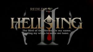 RedLineSP: Hellsing Ultimate