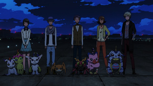 Raru no Fansub: Digimon Adventure tri. 1: Saikai