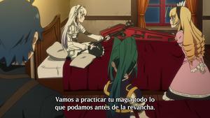 Unmei no Chikara: Hitsugi no Chaika: Avenging Battle