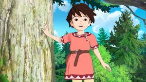 Yokosuka-467: Ronja, la hija del bandolero