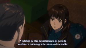 Yoru no Kousen: Psycho-Pass 3