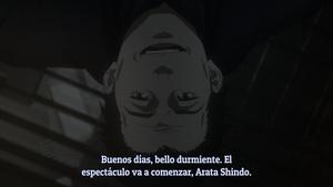 Yoru no Kousen: Psycho-Pass 3: First Inspector