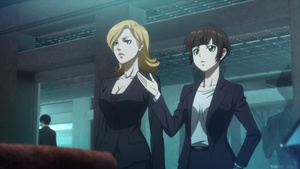 Yoru no Kousen: Psycho-Pass: Sinners of the System Case.2 - First Guardian