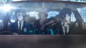 Yoru no Kousen: Psycho-Pass: Sinners of the System Case.2 - First Guardian