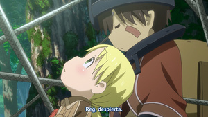 iordy_rap: Made in Abyss