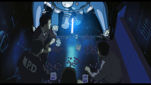 okmk1: Ghost in the Shell: Stand Alone Complex 2nd GIG