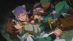 Tret: Rance 01: Hikari wo Motomete The Animation