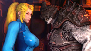: Samus And Unknown Planet 2