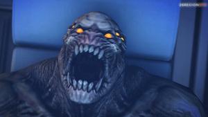 : Samus Aran VS Ravager