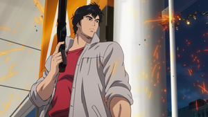 Tret: City Hunter Movie: Shinjuku Private Eyes