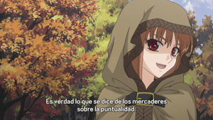 poxitron: Spice and Wolf