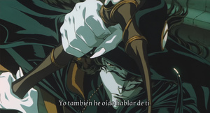 Tret: Vampire Hunter D: Bloodlust