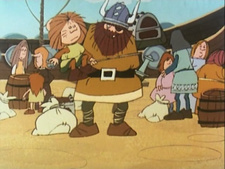 MakiNavaja, MILLER: Vicky: el Vikingo