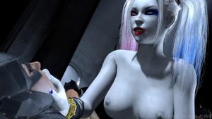 : Batman Porn Asylum Series