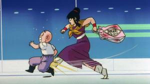 poxitron: Dragon Ball Z - Película 7: ¡Batalla al límite! Los tres grandes Super Saiyans