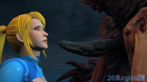 : Samus And Unknown Planet 1
