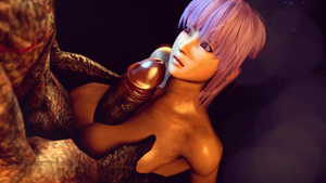: Kasumi: the Slave of HELL - Part 3