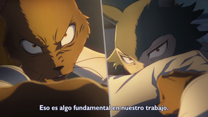 Otaku Tail No Fansub: BEASTARS