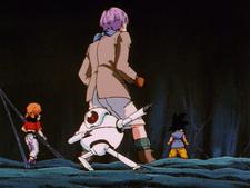 poxitron: Dragon Ball GT