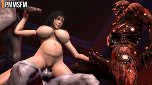 : Tifa Lockhart is Insatiable