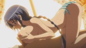 Tret: Kyonyuu Try!: Tanki Shuuchuu Chichi Momi Lesson