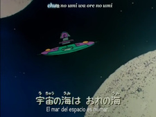 Ashita no Project Team & Key-Anime Fansub: Uchuu Kaizoku Captain Harlock