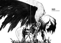 Comic Release Group: Alita, Ángel de Combate