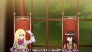 Anime Rakuen: Gekijouban Mahou Sensei Negima! Anime Final