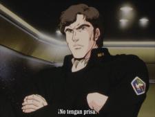 Anime Seiden: La Leyenda de los Héroes de la Galaxia