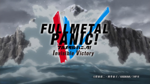 Anime Underground, Anacrónico Fansub: Full Metal Panic! Invisible Victory