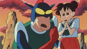 Animelliure, Adrià: Shin Chan: La invasión