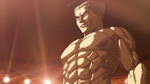 DragsterPS: Kengan Ashura 2nd Season