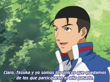 Frozen-Layer Fansub: Prince of Tennis: A Day on Survival Mountain