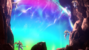 PuyaSubs: Monster Strike - The Animation