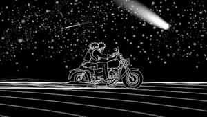 Lateralus-Manga: Highway Jenny