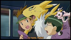 Kanarianime: Digimon Tamers: Bousou Digimon Tokkyuu
