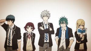 Re-Subs: Yamada-kun and the Seven Witches