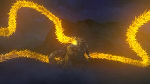 DragsterPS: Godzilla 3: Hoshi wo Kuu Mono