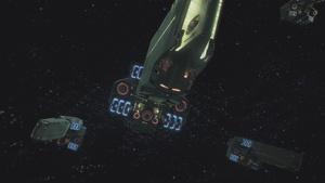 PuyaSubs!: La leyenda de los héroes de la galaxia - La nueva tesis