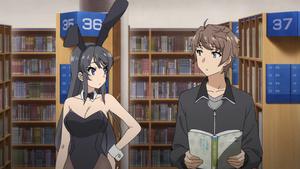 PuyaSubs!: Seishun Buta Yarou wa Bunny Girl Senpai no Yume wo Minai