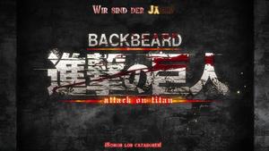 Backbeard: Shingeki no Kyojin OVA