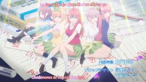 Gakuensai Fansub: Gotoubun no Hanayome