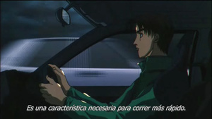 Quality Age Fansub, Youkai-Anime: Initial D Third Stage
