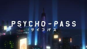 Scarlet: Psycho-Pass