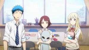 The Perry Way: Yamada-kun to 7-nin no Majo: Mou Hitotsu no Suzaku-sai