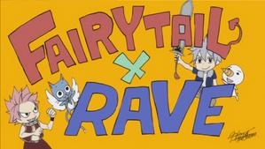 Backbeard: Fairy Tail x Rave