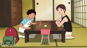 AnimeHD: El verano de Coo