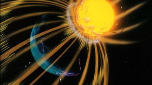 EvoShare: Dragon Ball Z - Película 8: ¡Arde! Una ardiente, intensa y superferoz batalla