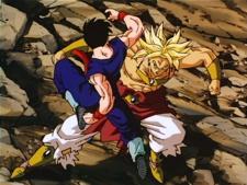 EvoShare: Dragon Ball Z - Película 10: ¡El dúo peligroso! Los superguerreros nunca duermen