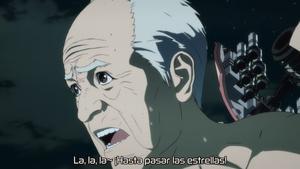 DanWard, RedLineSP: Inuyashiki
